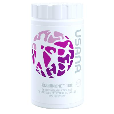 CoQoinone, for increased energy and heart health