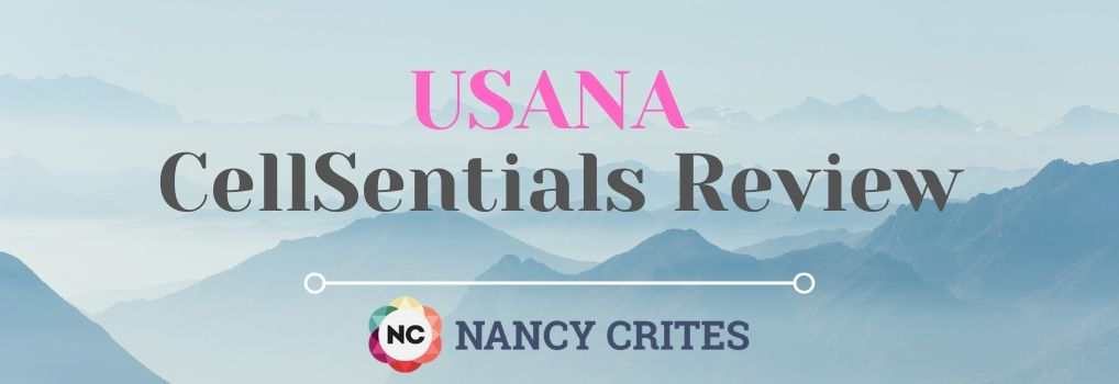 USANA Cellsentials Review