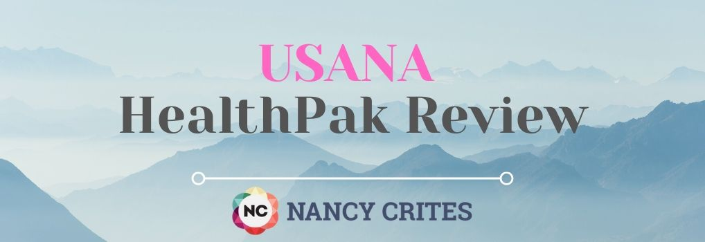 USANA Healthpak Review